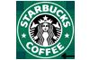 diseño isologo Starbucks
