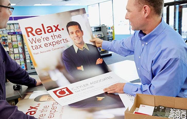 Imprimir carteles de calidad