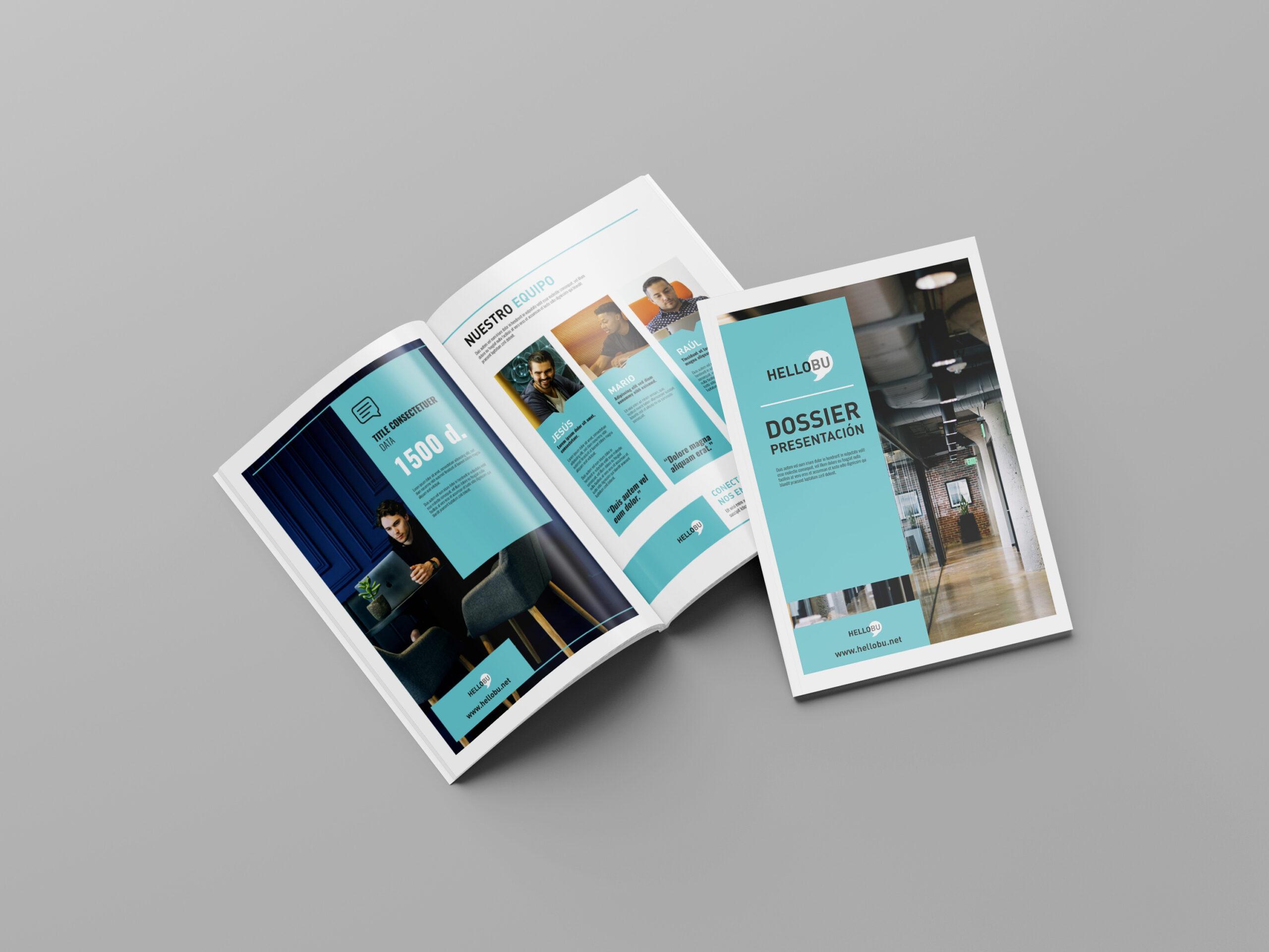 Diseño grafico catalogos y revistas