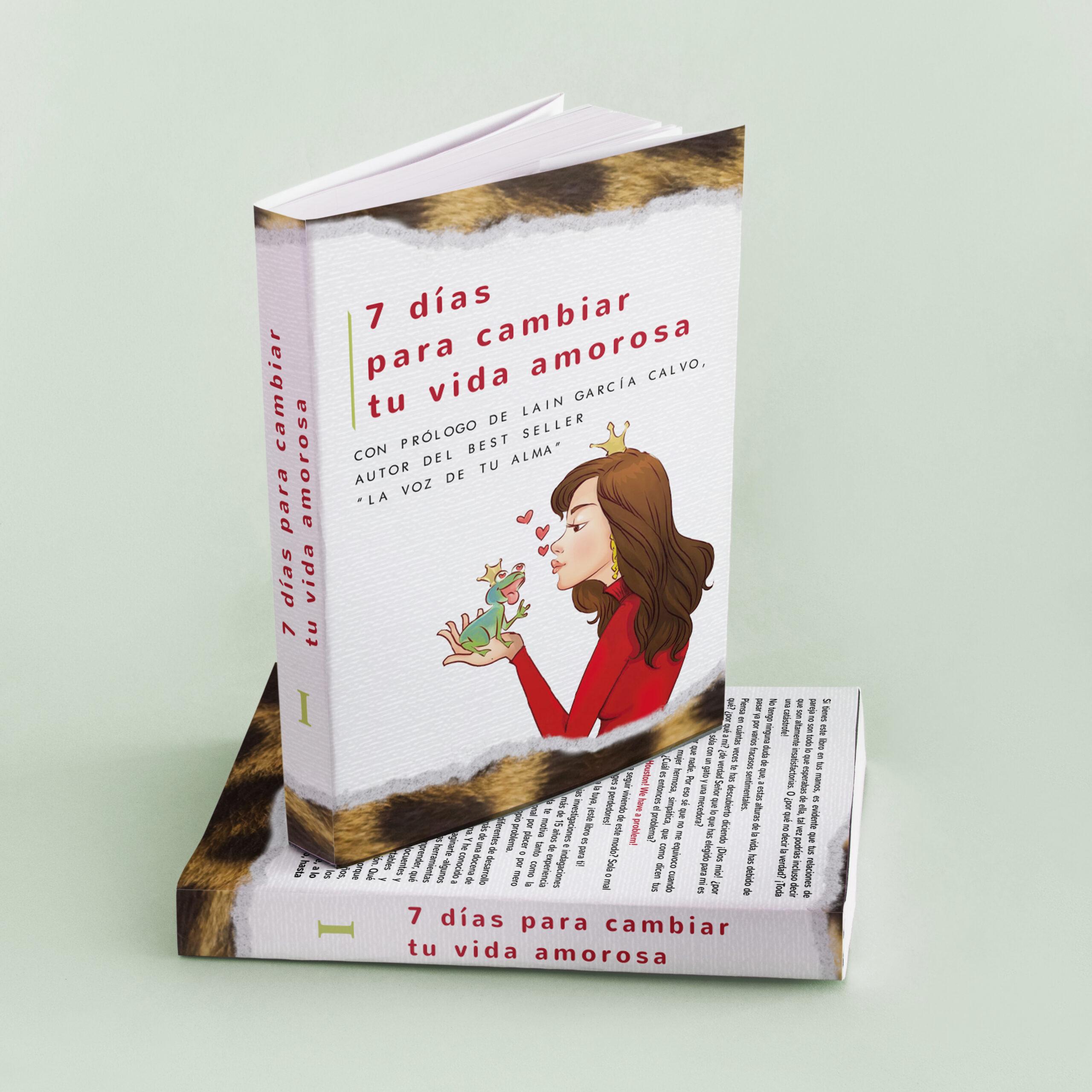 Diseño gráfico portadas de libros