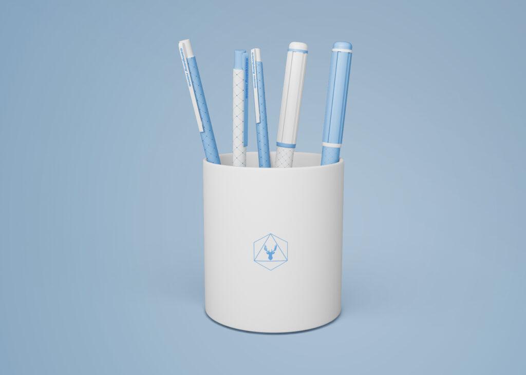 Bolígrafos y otros regalos de empresa